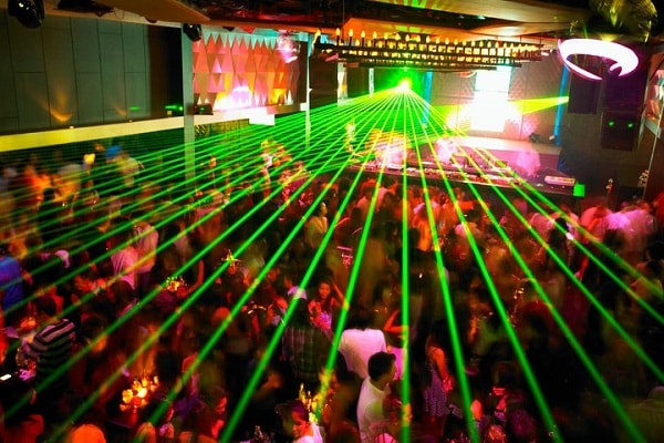 Night and Dance Clubs