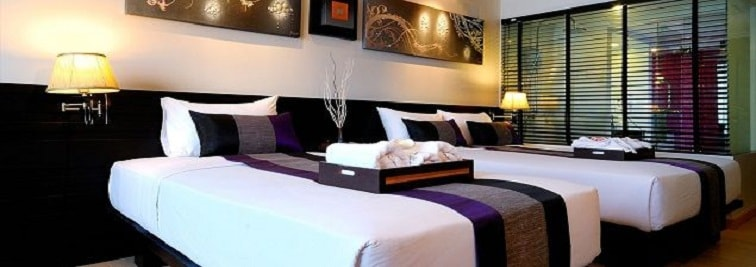 Hotels in old city for Top design hotels bangkok