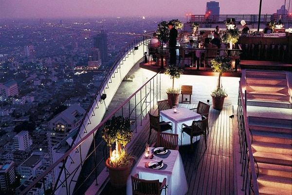 Restaurants in Silom