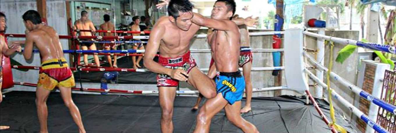 muay thai in Thailand