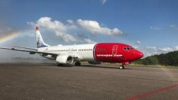 Norwegian opts for Krabi flights