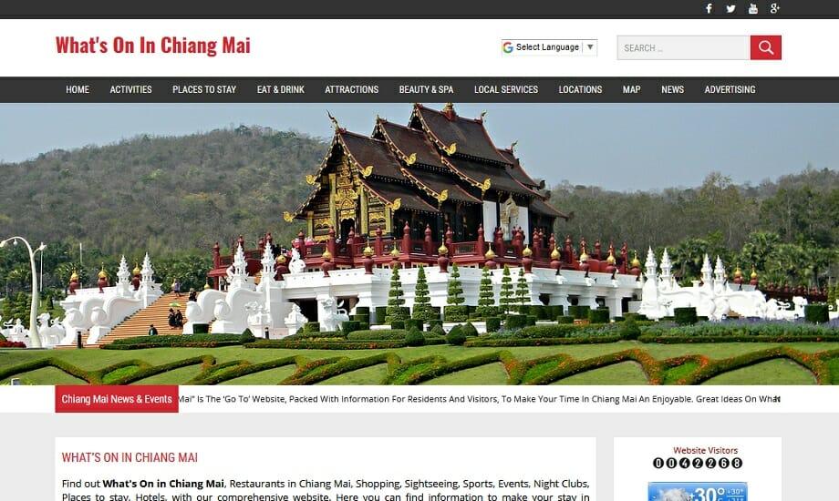 Whats O nIn Chiang Mai