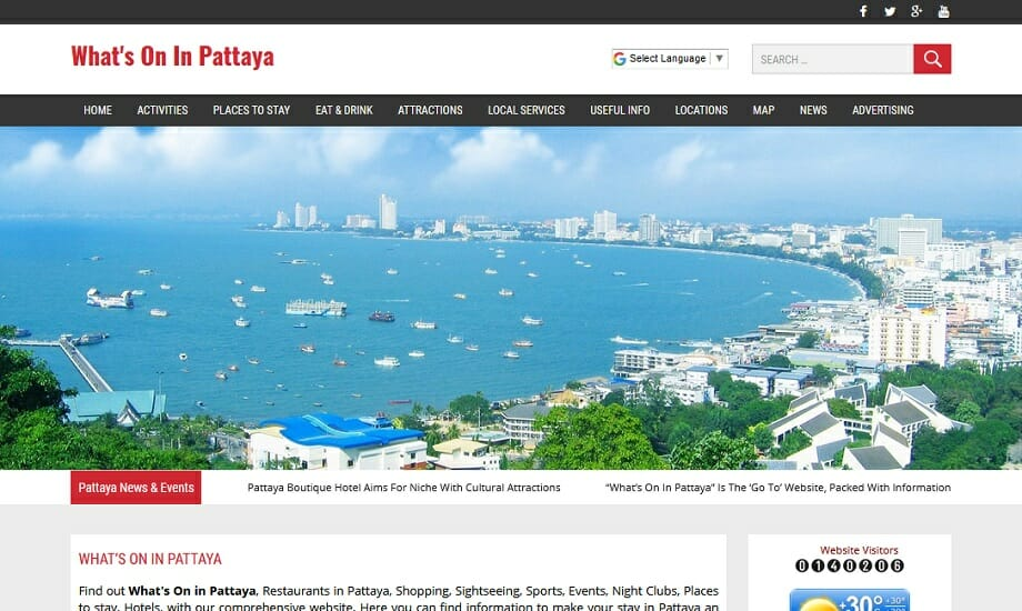 What's On In Pattaya