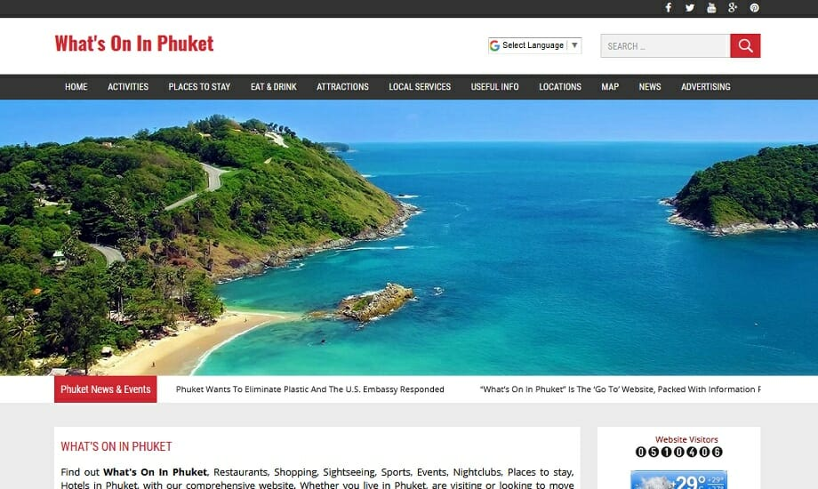 What's On In Phuket